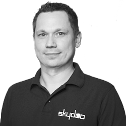 Florian Arnold, skydoo GmbH